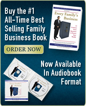 Buy the best selling family business book